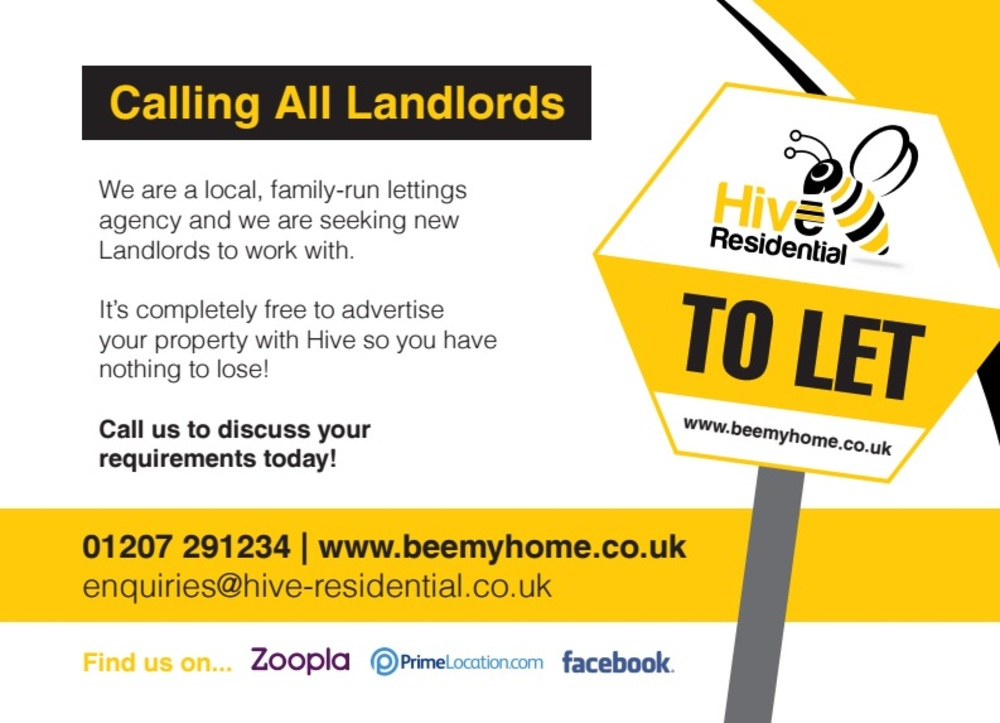 Landlords Wanted – Tenants Waiting!